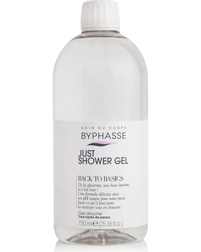 Byphasse Just Shower Gel Back To Basics All Skin Types главное фото