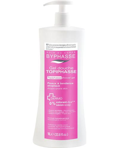 Byphasse Гель для душа Topiphasse Dermo Shower Gel Atopic-prone Skin