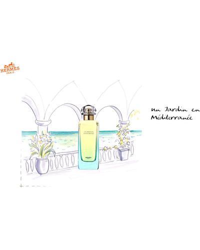 Hermes Un Jardin en Mediterranee. Фото 3