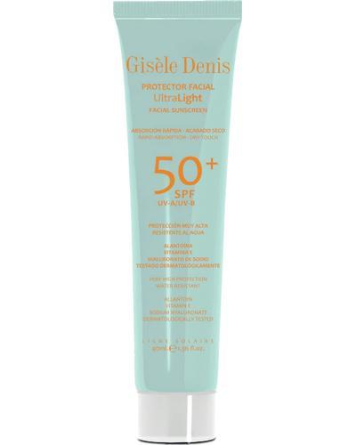 Gisele Denis Сонцезахисний крем для обличчя - легка текстура Ultralight Facial Sunscreen SPF 50+