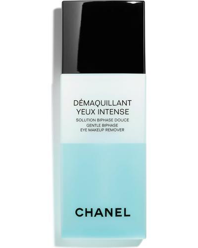 CHANEL Мягкое двухфазное средство Demaquillant Yeux Intense