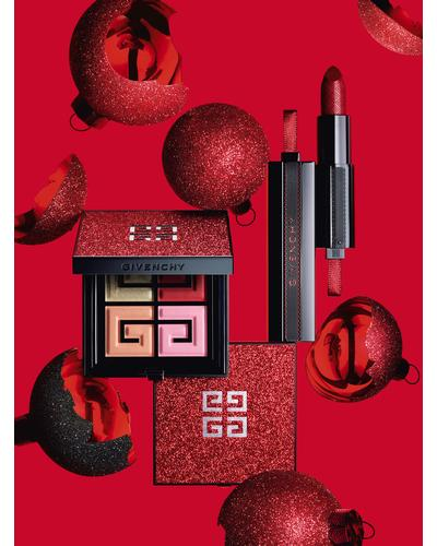 Givenchy Палетка для макияжа лица и глаз Red Lights 4 Colors Face & Eyes Palette. Фото 7