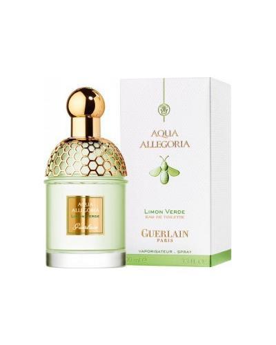 Guerlain Aqua Allegoria Limon Verde. Фото 2