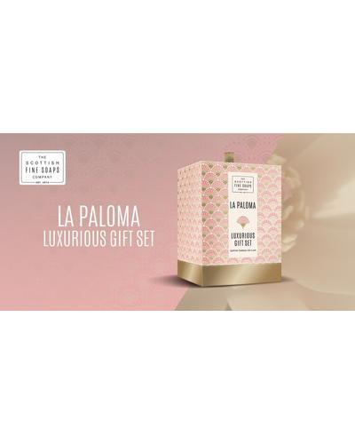 Scottish Fine Soaps La Paloma Luxurious Set. Фото 2