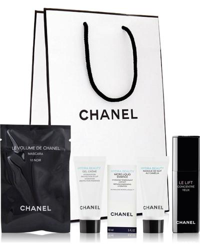 CHANEL Le Lift Concentre Yeux Set