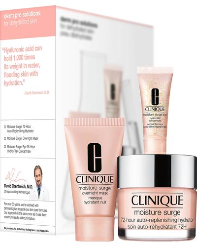 Clinique Подарунковий набір Derm Pro Solution For Dehydrated Skin