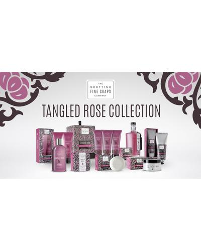 Scottish Fine Soaps Tangled Rose Hand Lotion. Фото 3