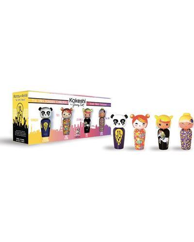 Kokeshi Mini Kokeshi Collection Box