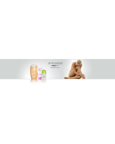Byphasse 24h Deodorant Sweet Almond Oil. Фото 1