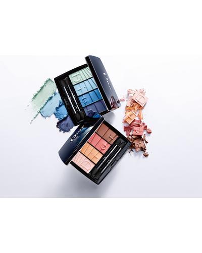 Dior Четырехцветная палитра теней для век Colour Gradation 4 Couleurs Eyeshadow. Фото 2