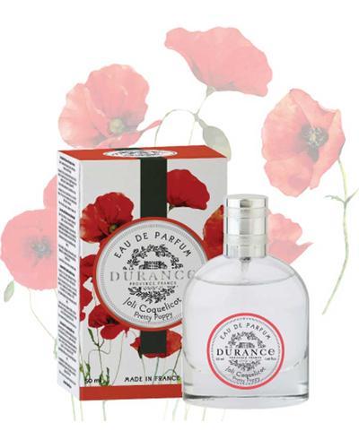 Durance Eau de Parfum Pretty Poppy. Фото 1