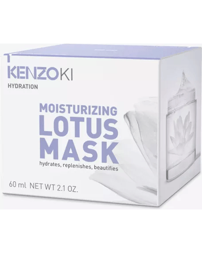 KenzoKi Moisturizing Lotus Mask. Фото 1