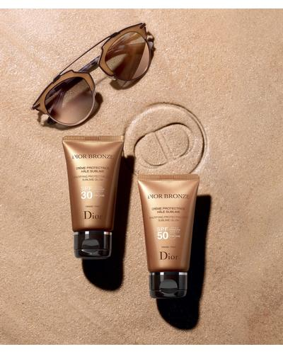 Dior Bronze Beautifying Protective Cream Sublime Glow фото 3