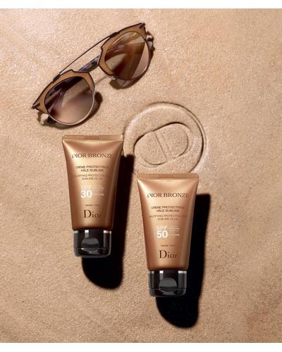 Dior Крем для загара Bronze Beautifying Protective Cream Sublime Glow. Фото 1