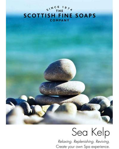 Scottish Fine Soaps Sea Kelp Luxurious Gift Set. Фото 2