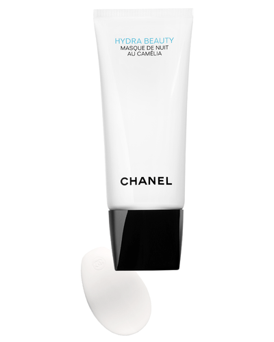 CHANEL Hydra Beauty Masque De Nuit Au Camelia. Фото 4