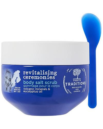 Treets Traditions Revitalising Ceremonies Body Salt Scrub
