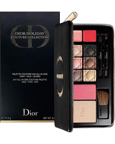 Dior Holiday Couture Collection 24h All-In-One Couture Palette. Фото 1