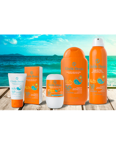 Gisele Denis Clear Sunscreen Mist For Kids SPF 50. Фото 2