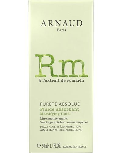 Arnaud Флюїд матуючий для зрілої жирної шкіри Purete Absolue Mattifying Fluid. Фото 4