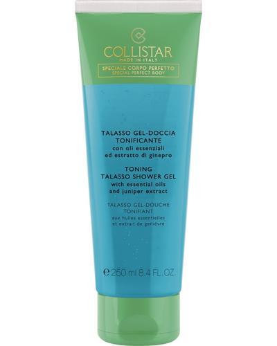 Collistar Талассо-гель для душа тонизирующий Toning Talasso Shower Gel
