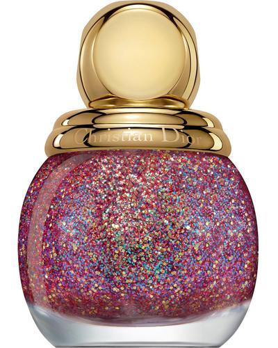 Dior Верхнє покриття з різнокольоровими блискітками Diorific Vernis Happy Glitter Top Coat