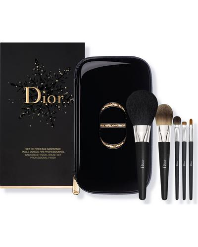 Dior Holiday Couture Collection Backstage Travel Brush Gift Set
