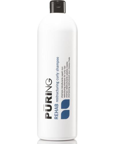 Maxima PURING Rehab Restructuring Curly Shampoo