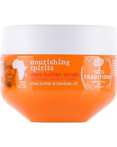 Treets Traditions Nourishing Spirits Shea Butter Scrub