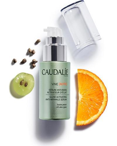 Caudalie Сироватка проти зморшок, активація сяяня шкіри Vine[Activ] Glow Activating Anti-Wrinkle. Фото 2