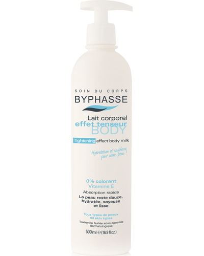 Byphasse Tightening Effect Body Milk