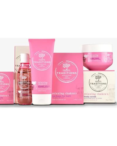 Treets Traditions Relaxing Chakra's Body Cream. Фото 4