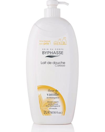 Byphasse Крем для душа Caresse Shower Cream new