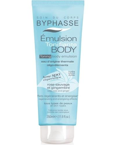 Byphasse Home Spa Experience Toning Body Emulsion