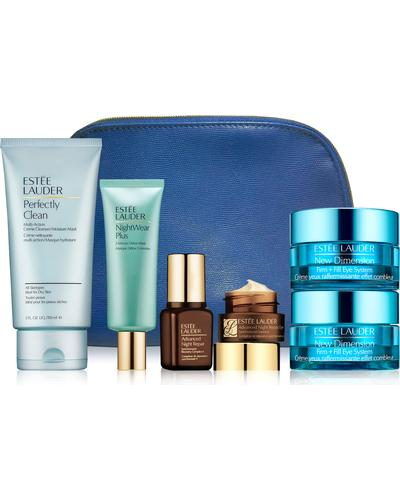 Estee Lauder New Dimension Firm + Fill Eye System Set
