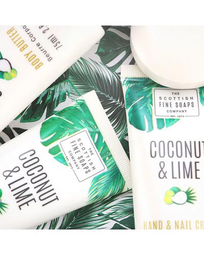 Scottish Fine Soaps Coconut&Lime Hand & Nail Cream. Фото 2