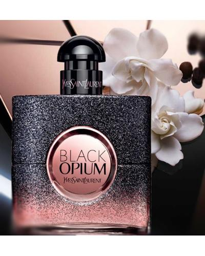 Yves Saint Laurent Black Opium Floral Shock. Фото 2