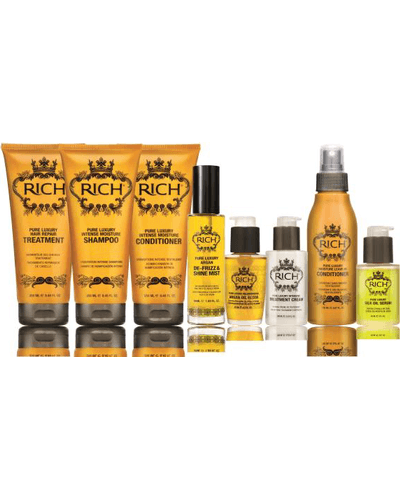 RICH Pure Luxury Hair Repair Treatment. Фото 7