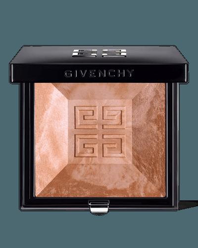 Givenchy Бронзирующая пудра с мраморной текстурой Healthy Glow Powder Marbled Edition