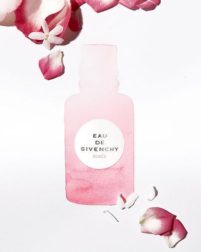 Givenchy Eau de Givenchy Rosee. Фото 2