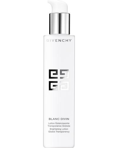 Givenchy Осветляющий лосьон Blanc Divin Brightening Lotion Global Transparency