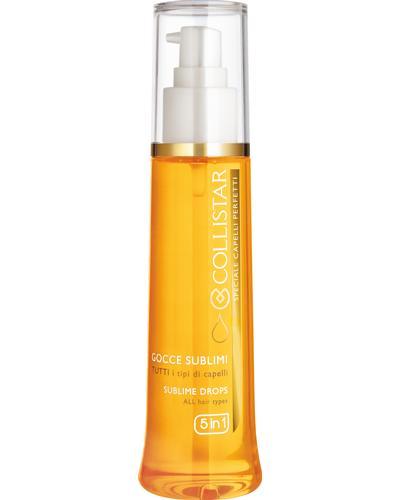 Collistar Для всех типов волос, средство 5–в-1 Sublime Drops