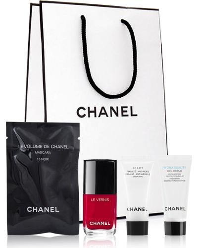 CHANEL Le Vernis Longwear Nail Colour Set