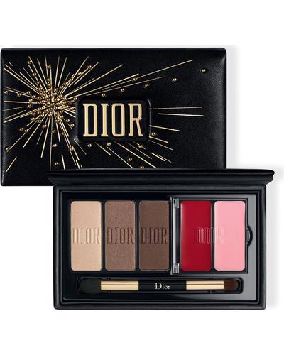 Dior Подарочный набор Sparkling Couture Palette Satin Eyes & Lips Essentials
