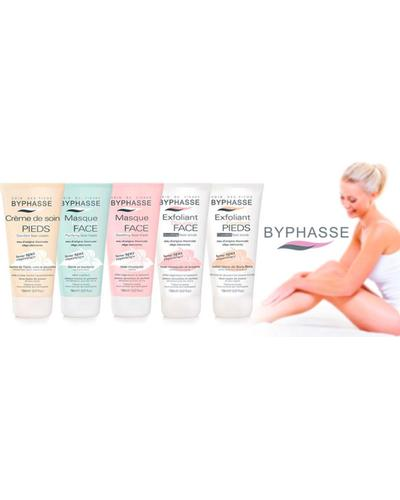 Byphasse Soothing Face Scrub. Фото 2