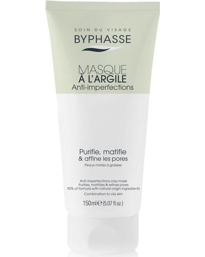Byphasse Маска для лица Masque A L'Argile Anti-imperfections Clay Mask