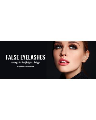 MESAUDA Накладні вії False Eyelashes. Фото 2