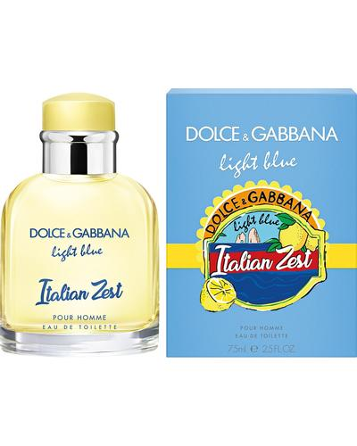Dolce&Gabbana Light Blue Italian Zest Pour Homme. Фото 2