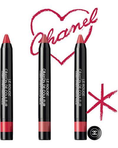 CHANEL Стойкая помада-карандаш для губ Le Rouge Crayon De Couleur. Фото 2