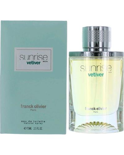 Franck Olivier Sunrise Vetiver. Фото 2